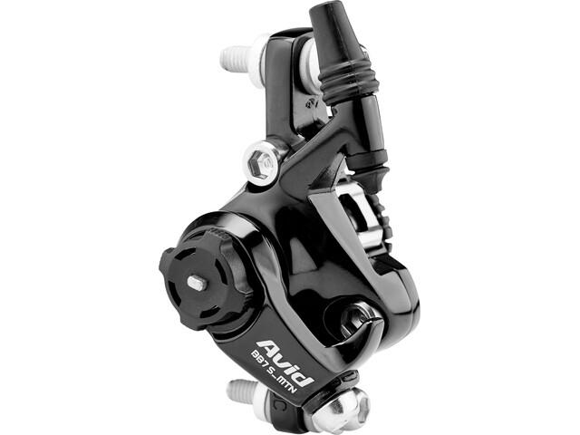 Avid Mekaniske BB7 MTB S Skivebremsekaliber, graphite/black